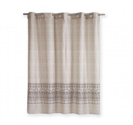 Κουρτίνα Μπάνιου 180x200 Nef Nef Hartum Linen