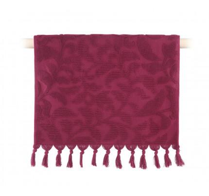 Πετσέτα Χεριών 30x50 Nef Nef Kynthia 1127-Bordo