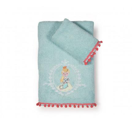 Παιδικές Πετσέτες (Σετ 2 Τμχ) Nef Nef Princess Day