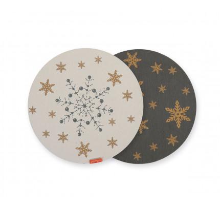 Σουπλα Nef Nef Golden Snowflakes
