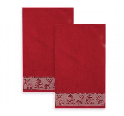 Πετσέτες (Σετ 2 Τμχ) 30x50 Nef Nef Greetings