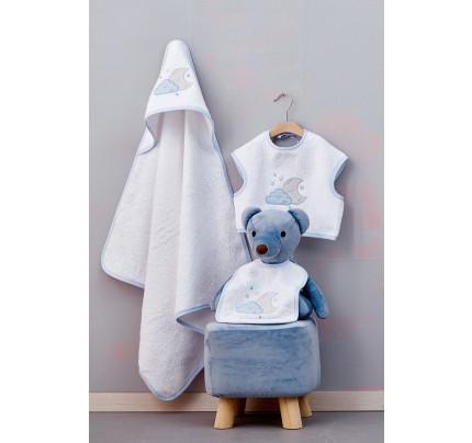 Βρεφικές Πετσέτες (Σετ 3 Τμχ) Palamaiki Baby Joia Bj529