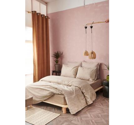 Φανελένια Σεντόνια Υπέρδιπλα (Σετ) 240X265 Palamaiki Flannel Beauty Fb0211