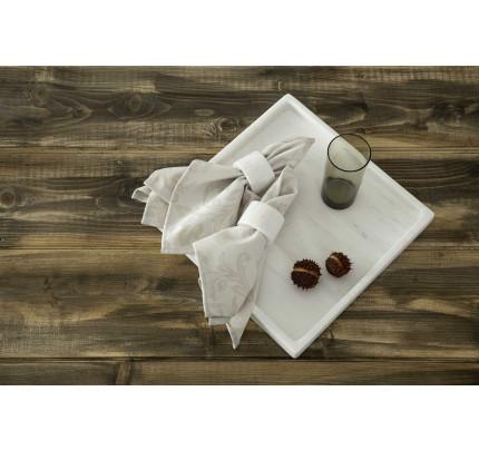Πετσέτες Φαγητού (Σετ 4τμχ) Nima - Goia Beige