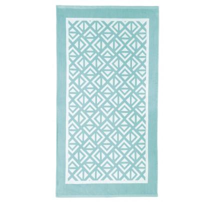 Πετσέτα Θαλάσσης 90x160 Nima - Segio Aqua