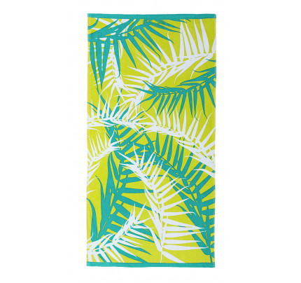 Πετσέτα Θαλάσσης 70x140 Nima - Allente Green
