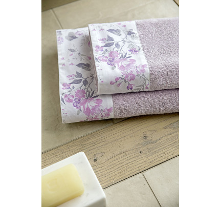 Πετσέτα Μπάνιου 70x140 Nima - Floret Pink