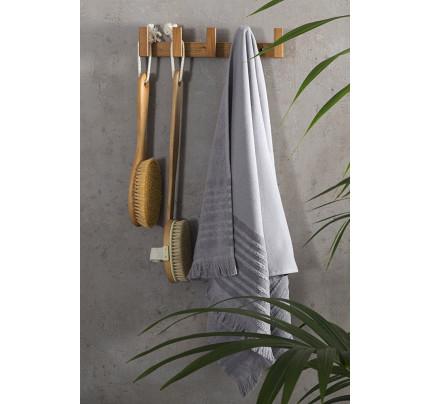 Πετσέτα Προσώπου 50x90 Nima - Ray Gray