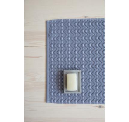 Πατάκι Μπάνιου 50x80 Nima - Vestige Gray
