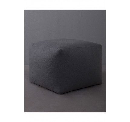 Πουφ 50x50x35 Nima - Ease Gray