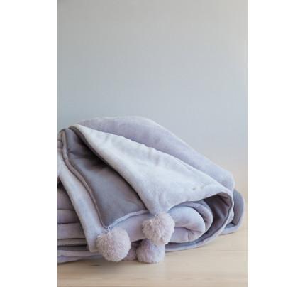 Κουβερτοπάπλωμα Μονό150x220 Nima - Agile Purple