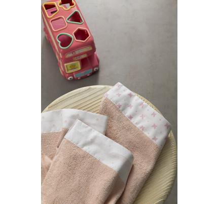 Σετ Λαβέτες (3 x 30x30) Nima - Sweet Pea