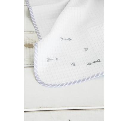 Κουβέρτα Πικέ Κούνιας 110x140 - Nima Mojo