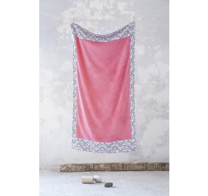 Πετσέτα Θαλάσσης 90x160 - Nima Mulan