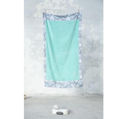 Πετσέτα Θαλάσσης 90x160 - Nima Ocean Flower