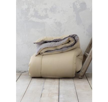 Πάπλωμα King Size 240x260 Nima Abalone Beige / Gray