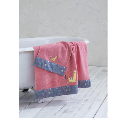 Παιδικές Πετσέτες (Σετ 2 Τμχ) Nima Llama