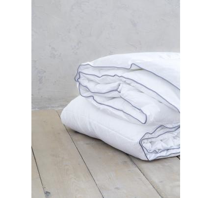 Πάπλωμα Λευκό Μονό 160x220 Nima Wolle
