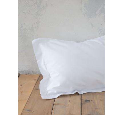 Μαξιλαροθήκες Oxford (Ζεύγος) 50x72 Nima Superior White