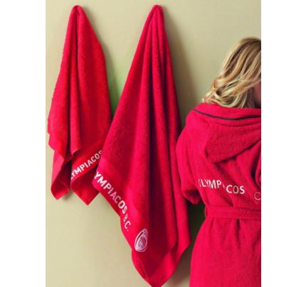 Πετσέτα Προσώπου 50x100 100% βαμβάκι Palamaiki olympiacos BC 1925 TOWELS