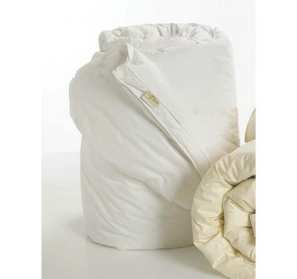 Πάπλωμα (Σετ 1+1) Υπέρδιπλο 220x240 Aloe vera Palamaiki White Comfort White