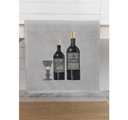 Τραβέρσα 50x150 Wine Palamaiki Kitchen Collection /2