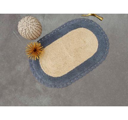 Πατάκι Μπάνιου 60x90 Palamaiki Bathmat Collection Zaraf Grey