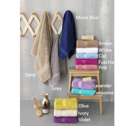 Πετσέτα Προσώπου 50x100 Jolie Palamaiki Premium Towels