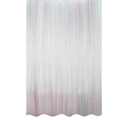 Κουρτίνα Μπάνιου 180x200 Lines Palamaiki Shower Curtain