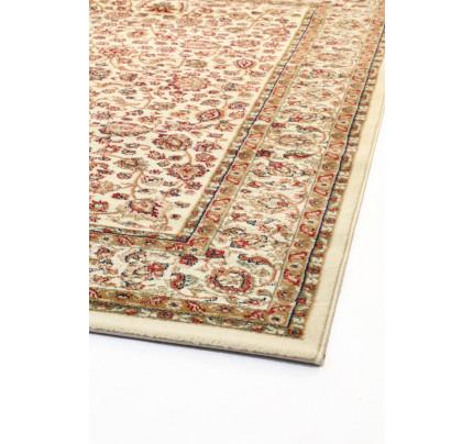 Χαλιά Κρεβατοκάμαρας (Σετ 3 Τμχ) Royal Carpet Galleries Olympia Cl. 0.67X5.20Bedset- 4262 F/Cream