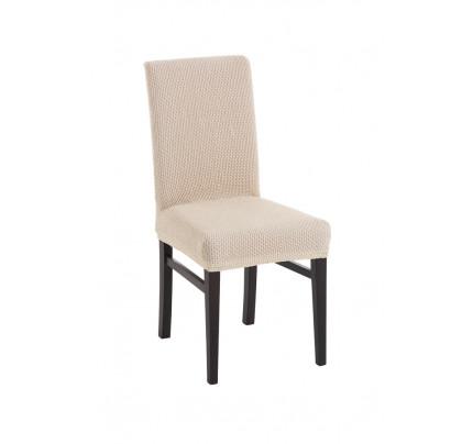 Σετ (2 Τμχ) Ελαστικά Καλύμματα Καρέκλας Με Πλάτη Bielastic Alaska