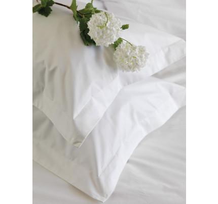 Σεντόνι Μεμονωμένο Υπέρδιπλο 240x270 Palamaiki White Comfort White Plain