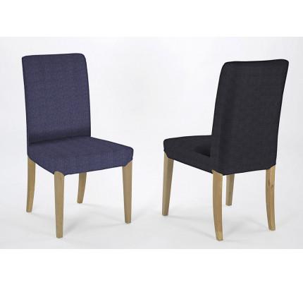 Σετ (2 Τμχ) Ελαστικά Καλύμματα Καρέκλας Με Πλάτη Zafiro