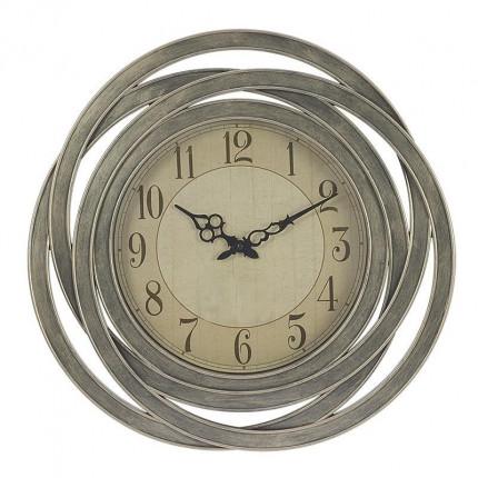 Ρολόι Τοίχου Inart 3-20-828-0063
