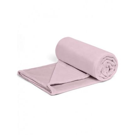 Κουβέρτα Fleece Διπλή 200X220 Sunshine Coral Fleece Pink