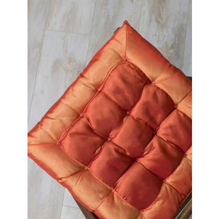 Μαξιλάρι Καρέκλας 40X40 Sunshine Orange