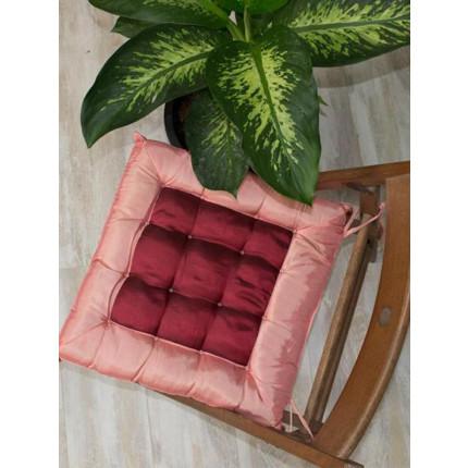 Μαξιλάρι Καρέκλας 40X40 Sunshine Pink