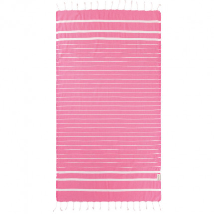 Πετσέτα Θαλάσσης 90x170 Guy Laroche Παρεο 10 Pinky