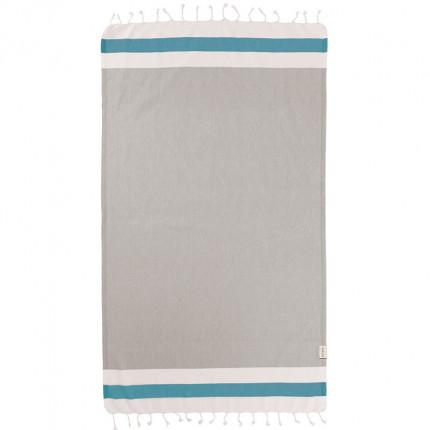 Πετσέτα Θαλάσσης 90x170 Guy Laroche Παρεο 11 Beige