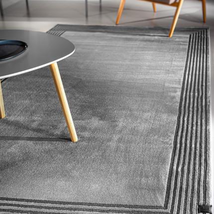 Χαλί Σαλονιού 160X230 Guy Laroche Fontain Carbon