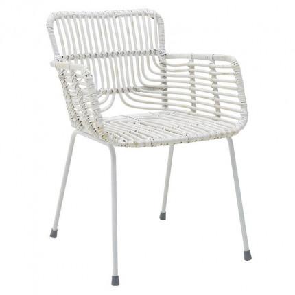 Καρέκλα Ραττάν Inart 3-50-563-0017