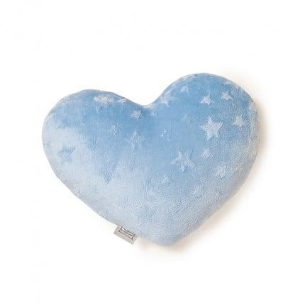 Διακοσμητικό Μαξιλάρι 45X45 Melinen Starito Heart Sky