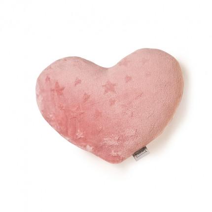 Διακοσμητικό Μαξιλάρι 45X45 Melinen Starito Heart Pink