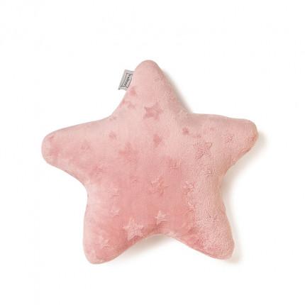 Διακοσμητικό Μαξιλάρι 45X45 Melinen Star Star Pink