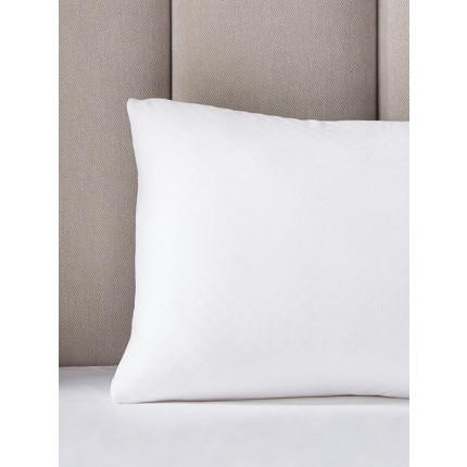 Μαξιλαροθήκη 50x75 WHITE PLAIN Palamaiki