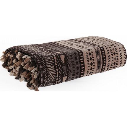 Ριχτάρι Καναπέ Nef Nef Ζακαρ Africa Beige/Brown