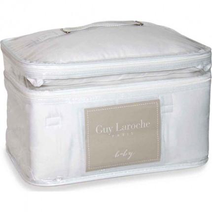 Πάπλωμα + Μαξιλάρι Λευκό Κούνιας 100x140 Guy Laroche
