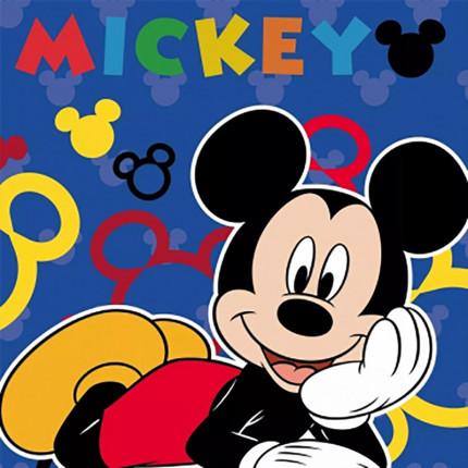 Λαβέτα 30X30 Disney Dimcol Mickey 51