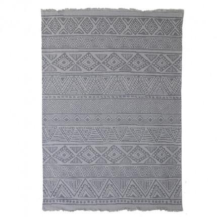 Χαλί Σαλονιού All Season Royal Carpet Casa Cotton 1.27X1.90 - 22097 Grey