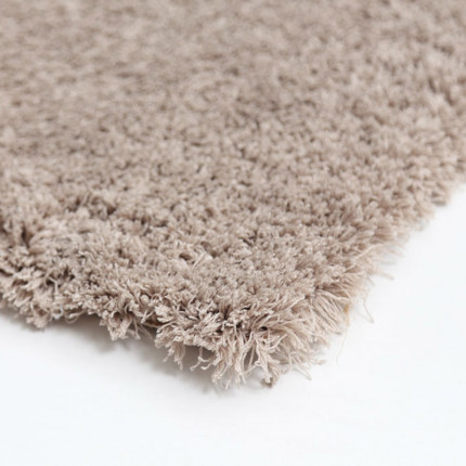 Χαλιά Κρεβατοκάμαρας (Σετ 3 Τμχ) Royal Carpet Micro Shaggy 0.67X4.80 Bedset - Beige